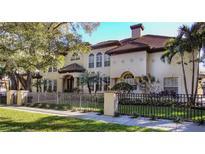 View 4510 W Azeele St Tampa FL